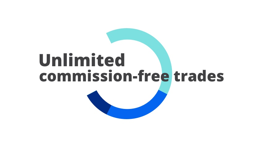 unlimited commission-free trades